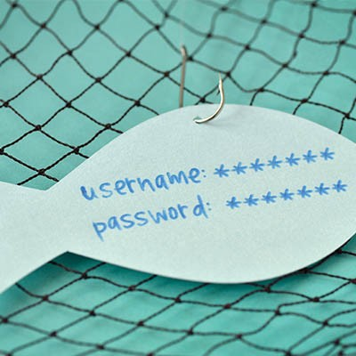 Phishing is a Major Threat